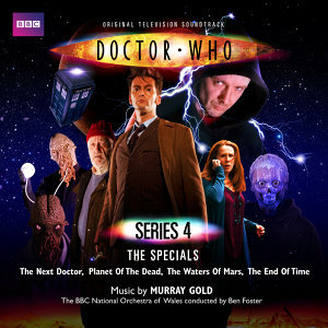 Doctor Who: Series 4-The Specials