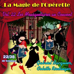 Les Mousquetaires au Couvent - La Magie de l'Opérette en 38 volumes - Vol. 22/38