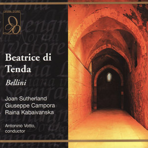 Bellini: Beatrice de Tenda