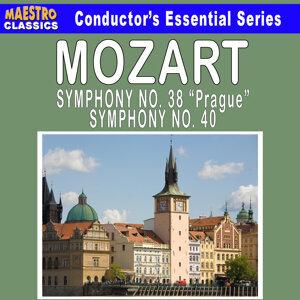 """Mozart: Symphony No. 29 - Symphony No. 35 """"Haffner"""" - Symphony No. 38 """"Prague"""""""