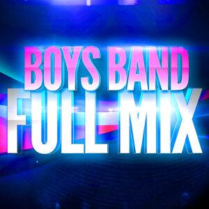 Boys Band (Années 90) — Full Mix Medley Non Stop (Album Complet Sur Le Dernière Piste)