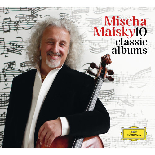 Ave Maria: arr  from Bach's Prelude No 1 BWV 846-Mischa