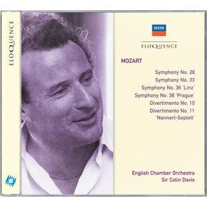 Mozart: Symphonies Nos. 28, 33, 36 & 38