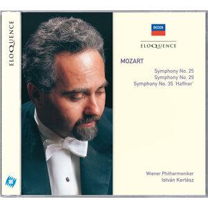 "Mozart: Symphonies Nos.25, 29 & 35 - ""Haffner"""