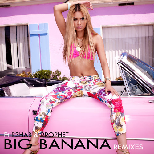 Big Banana - Remixes