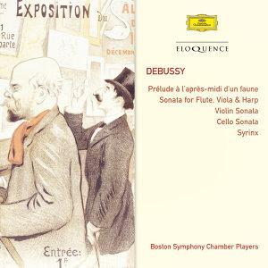 Debussy: Prélude à l'après-midi d'un faune; Sonata For Flute, Viola & Harp