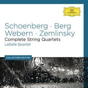 Schoenberg / Webern / Berg / Zemlinsky / Apostel: Complete String Quartets