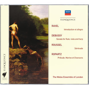 Ravel: Introduction & Allegro; Debussy: Sonata For Flute, Viola & Harp