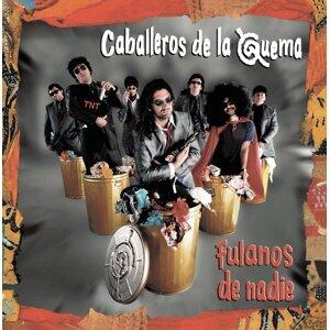Vinyl Replica: Fulanos De Nadie
