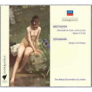 Beethoven: Serenade; Septet in E flat; Schumann: Adagio & Allegro - Australian Eloquence Digital