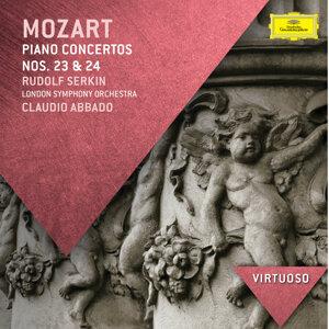 Mozart: Piano Concertos Nos.23 & 24