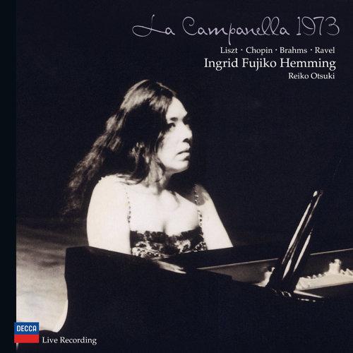 La Campanella (Grandes Etudes D'apres Paganini No.3)