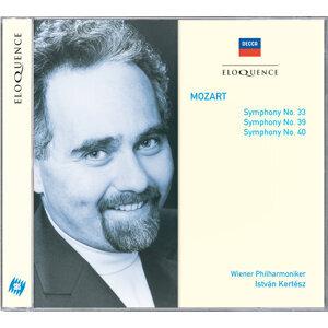 Mozart: Symphonies Nos. 33, 39 & 40