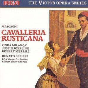 Mascaeni:Cavalleria Rusticana Gasamtaufnahme