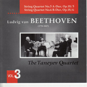 Beethoven: String Quartets Vol. 3