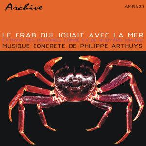 Le Crabe Qui Jouait Avec La Mer