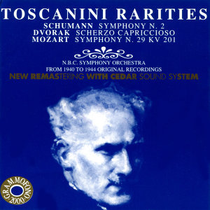 Toscanini Rarities