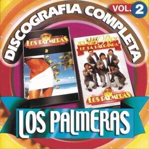 Los Palmeras: Discografía Completa, Vol. 2