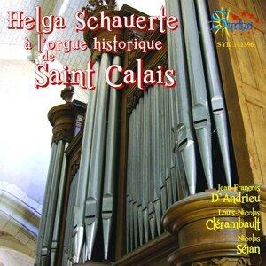 L'Orgue historique de Saint-Calais