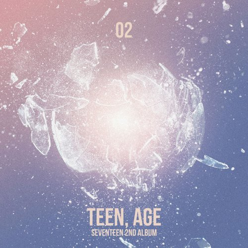 2ND ALBUM 《TEEN, AGE》