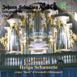 Bach: Intégrale de l'œuvre d'orgue, vol. 2