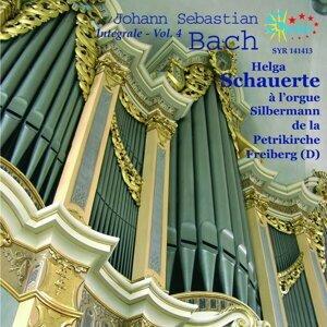 Bach: Intégrale de l'oeuvre d'orgue, vol. 4