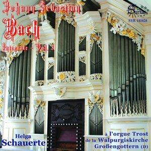 Bach: Intégrale de l'oeuvre d'orgue, vol. 3