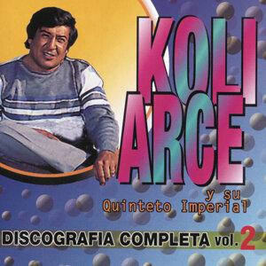 Koli Arce y su Quinteto Imperial - Discografia Completa Vol.2