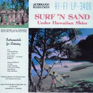Surf 'N Sand Under Hawaiian Skies