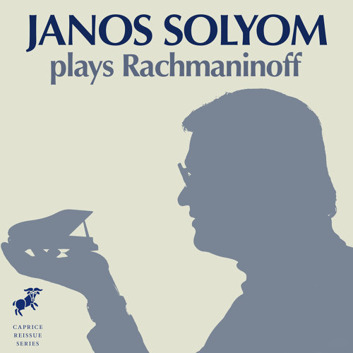 Janos Solyom plays Rachmaninoff