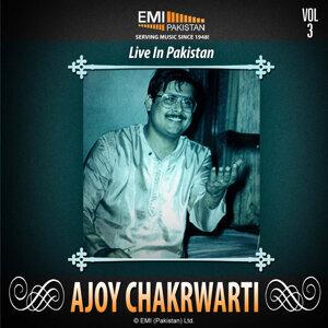 Ajoy Chakrwarti - Live In Pakistan Vol.3