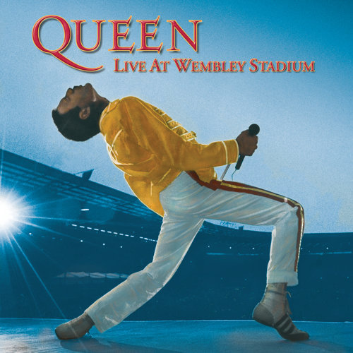 Bohemian Rhapsody - Live At Wembley Stadium / July 1986