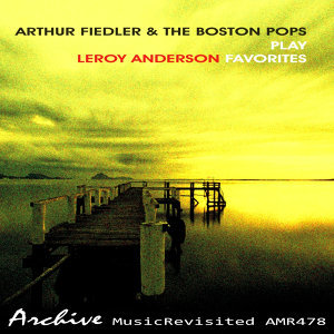 Play Leroy Anderson Favorites