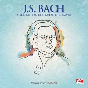 J.S. Bach: Allein Gott in der Höh' sei Ehr, BMV 662 (Digitally Remastered)