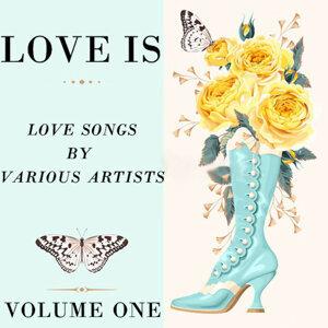 Bongo Boy Records Love Is Vol 1