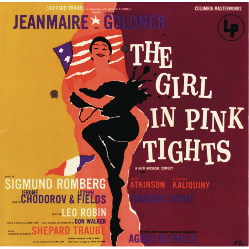 The Girl in Pink Tights (Original Broadway Cast Recording)