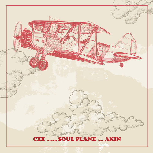 Soul Plane Featuring 阿克江 (Soul Plane Featuring Akin)