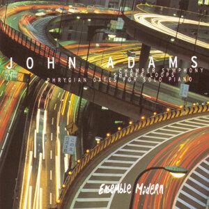John Adams: Shaker Loops / Phrygian Gates For Solo Piano