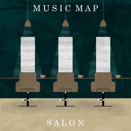 美髮沙龍.音樂地圖 MUSIC MAP OF HAIR SALON