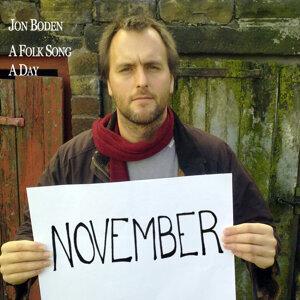 A Folk Song A Day : November
