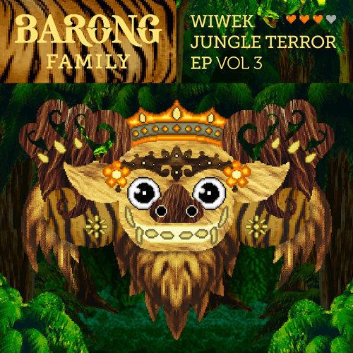 Jungle Terror, Vol. 3