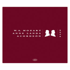 W. A. Mozart - Anne Landa: Acordeón