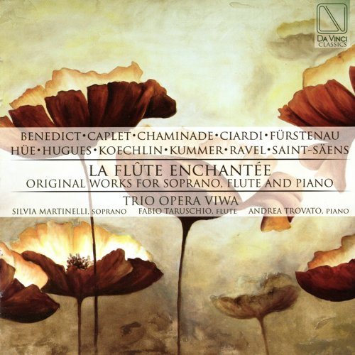 La flûte enchantée - Arr. for Soprano, Flute and Piano