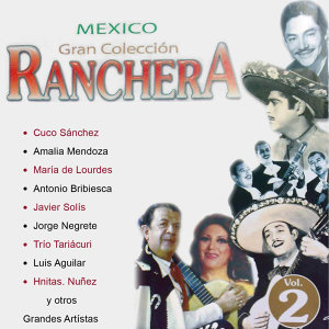 Mexico Gran Colección Ranchera - Trío Tariácuri
