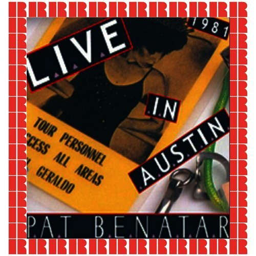 Austin, Texas. 6th October 1981