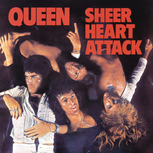 Sheer Heart Attack - Deluxe Edition 2011 Remaster