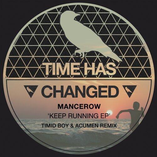 Keep Running EP