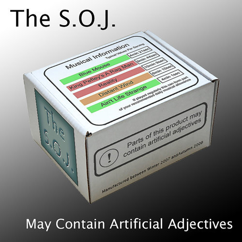 May Contain Artificial Adjectives