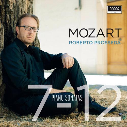 Mozart: Sonatas 7 - 12