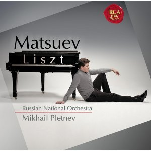 Matsuev - Liszt. With M. Pletnev and the Russian National Orchestra
